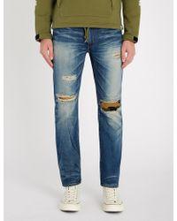 5e51d1052508 A Bathing Ape - 2008 Regular-fit Straight Jeans - Lyst