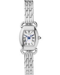 Links of London - 6010.2161 Driver Mini Tonneau Stainless Steel Watch - Lyst