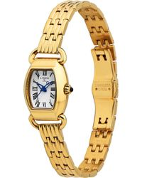 Links of London - 6010.2162 Driver Mini Tonneau Rose Gold-plated Watch - Lyst