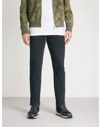 PS by Paul Smith - Stretch-cotton Jeans - Lyst