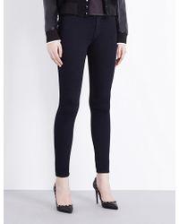 Hudson | Nico Super-skinny Mid-rise Jeans | Lyst