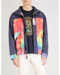 BBCICECREAM - Tie-dye Shell Jacket - Lyst