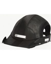House of Malakai - Cut-out Feather Cap - Lyst