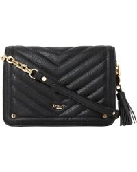 Dune - Dathy Quilted Cross-body Bag - Lyst