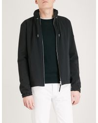 Sandro - Hooded Shell Jacket - Lyst