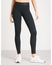 Koral - Galaxy Knockout Stretch-jersey leggings - Lyst
