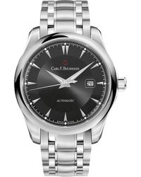 Carl F. Bucherer - Stainless Steel Watch - Lyst
