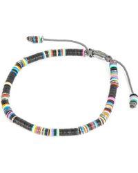 M. Cohen - African Vinyl Disc Bracelet - Lyst