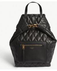b1dce01d6e Givenchy Fold Into Bag Backpack in Black - Lyst
