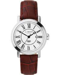 Links of London - Richmond Stainless Steel Watch - Lyst
