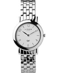 Links of London - Noble Slim Stainless Steel Watch - Lyst