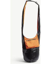 8c4f7628aabd Raf Simons - Ladies Orange Twisted Patent Shoulder Bag - Lyst