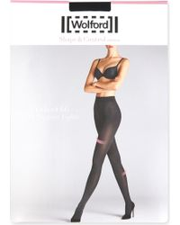 Wolford - Velvet 66 Leg Support Tights - Lyst