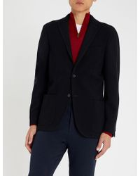 Corneliani - Twill-weave Regular-fit Stretch-wool Jacket - Lyst