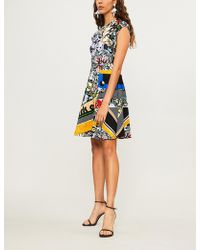 Mary Katrantzou - Pinto Abstract-print Jersey Dress - Lyst