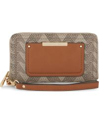 ALDO - Choctaw Leather Multi-function Wallet - Lyst