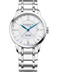 Baume & Mercier - 10273 Classima Stainless Steel Watch - Lyst