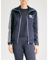 adidas Originals - Europa Satin Track Jacket - Lyst