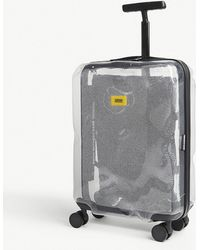 Crash Baggage - Share Transparent Cabin Suitcase 55cm - Lyst