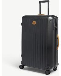 Bric's - Black Matt Four Wheel Spinner Suitcase - Lyst