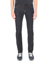 Armani Jeans Slim-fit Straight Jeans