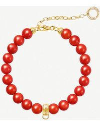 Thomas Sabo | Chinese New Year 18ct Yellow-gold Charm Bracelet | Lyst