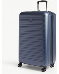 380fcf587 Bric's Life Four-wheel Suitcase 65cm in Green for Men - Lyst