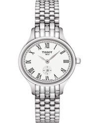 Tissot - T1031101103300 Bella Stainless Steel Watch - Lyst
