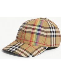 Burberry - Rainbow Baseball Hat - Lyst