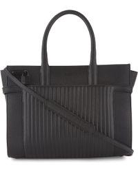 Zadig & Voltaire - Candide Medium Full-grain Leather Bag - Lyst