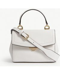 ba0346a618ff6 MICHAEL Michael Kors - Michael Kors Ladies Optic White Timeless Ava Extra  Leather Cross-body
