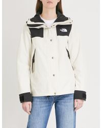 The North Face | Mountain Hooded Shell Jacket | Lyst