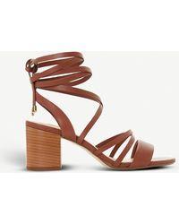 3dfd69c0f35 Ivanni Strappy Heeled Sandals