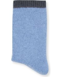 CASH CA - Cashmere Bed Socks - Lyst