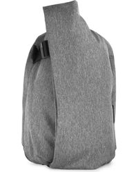Côte&Ciel - Isar Canvas Backpack - Lyst