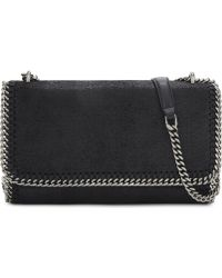 Stella McCartney - Falabella Faux-leather Shoulder Bag - Lyst