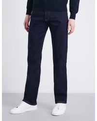 Armani Jeans - Regular-fit Straight Jeans - Lyst