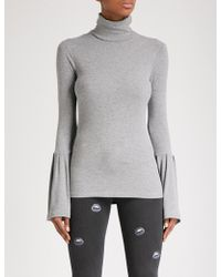 PAIGE - Kenzie Turtleneck Knitted Jumper - Lyst