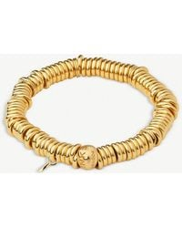Links of London - Sweetie 18ct Yellow-gold Vermeil Bracelet - Lyst