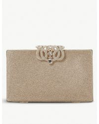 Dune - Eterrnal Embellished Clutch - Lyst