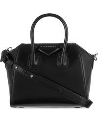 Givenchy - Antigona Mini Leather Tote - Lyst