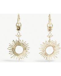 Ellery - Strangerland Sun Earrings - Lyst