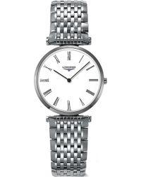 Longines - L45124116 La Grande Classique Watch - Lyst