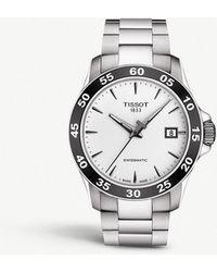 Tissot - T106.407.11.031.00 Swissmatic Stainless Steel Watch - Lyst