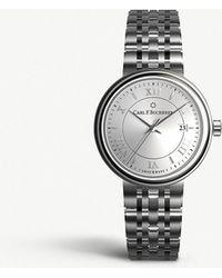 Carl F. Bucherer - 00.10314.08.15.21 Adamvi Stainless Steel Automatic Watch - Lyst