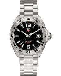 Tag Heuer - Waz1112.ba0875 Formula 1 Stainless Steel Watch - Lyst