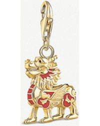 Thomas Sabo | Chinese New Year Sterling Silver Pixiu Charm | Lyst