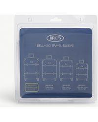 Bric's Transparent Bellagio Suitcase Cover