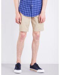 Polo Ralph Lauren - Slim-fit Stretch-cotton Shorts - Lyst