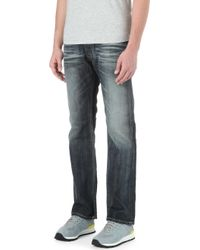DIESEL - Safado Regular-fit Straight Jeans - Lyst